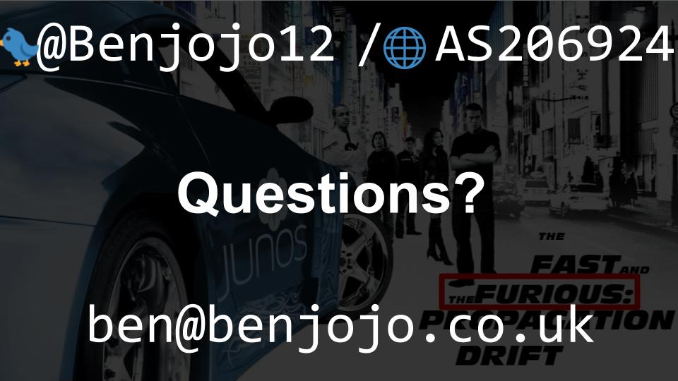 the ending/questions slide